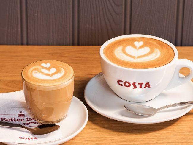 Costa Coffee Sopot