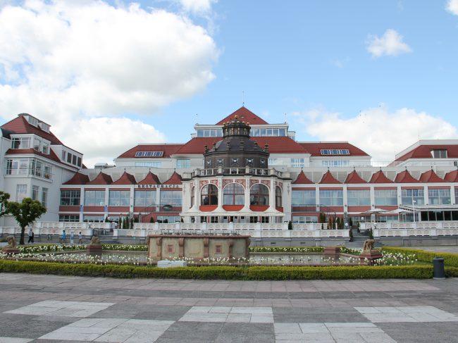 Sofitel Grand Hotel Sopot